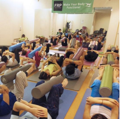 FRP JAPAN 2016 in 長崎 - ピラティスで機能的な身体を手に入れる